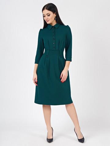 Платье kivy, цвет бирюзовый