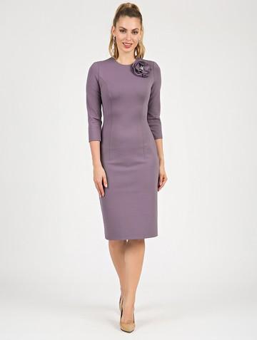 Платье ponty, цвет лиловый