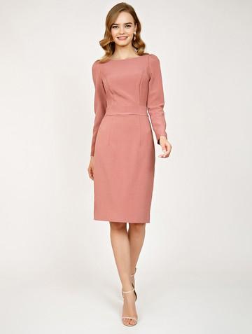 Платье flurry, цвет облачно-розовый