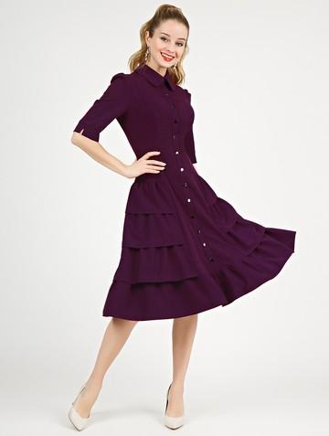 Платье danielle, цвет фиолетовый