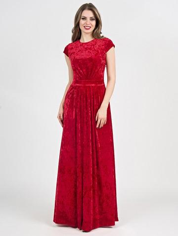 Платье kaima, цвет красный