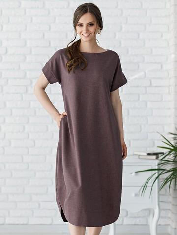 Платье kippy, цвет лиловый
