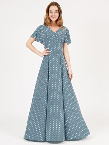 Платье edelmira, цвет малахитовый