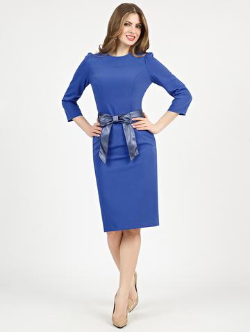 Платье aderia, цвет голубой