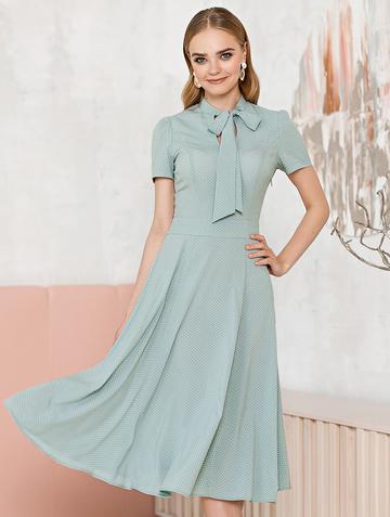Платье donaldina, цвет мятный
