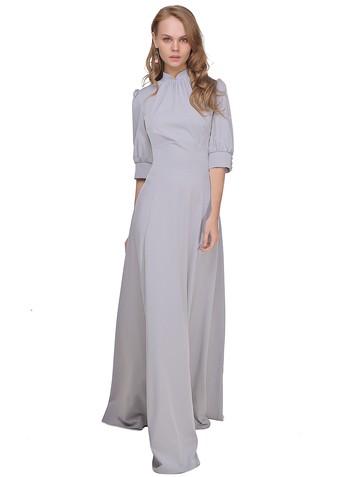 Платье fensy, цвет жемчужный