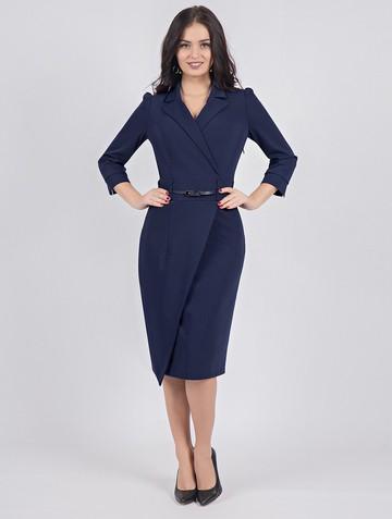 Платье rozanna, цвет темно-синий