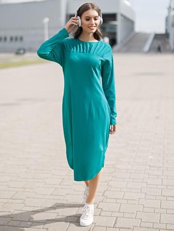 Платье arlena, цвет бирюзовый