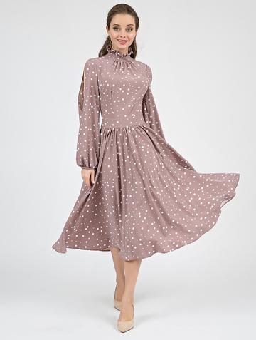 Платье slay, цвет капучино