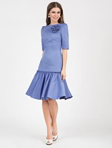 Платье kiello, цвет голубой