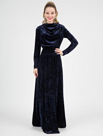Платье enia, цвет темно-синий