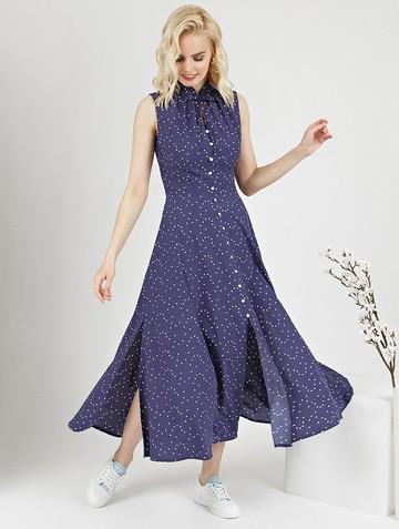 Платье ninbo, цвет фиолетовый