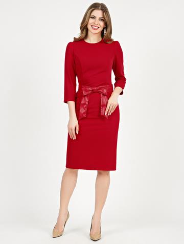 Платье aderia, цвет красный