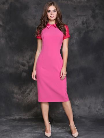 Платье banzy, цвет фуксия