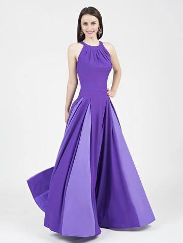 Платье altenia, цвет сиреневый