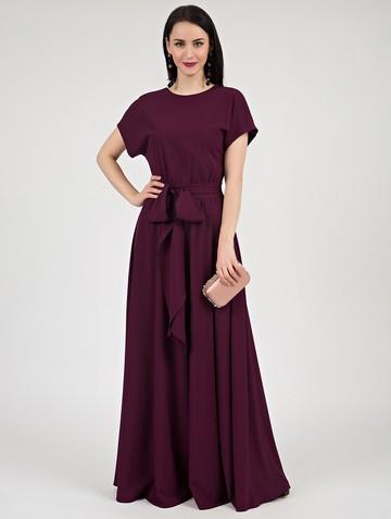 Платье kalma, цвет сливовый
