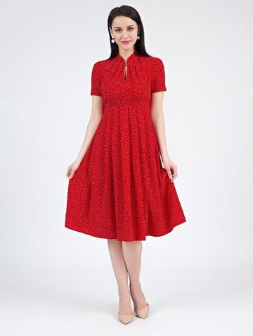 Платье irna, цвет красный