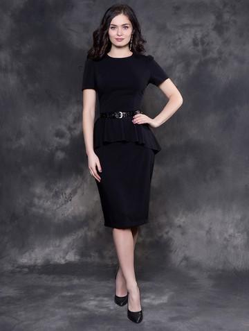 Платье tea, цвет черный