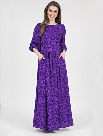 Платье camillio, цвет фиолетовый