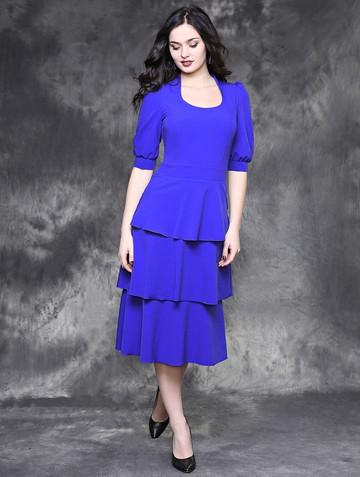 Платье franky, цвет синий