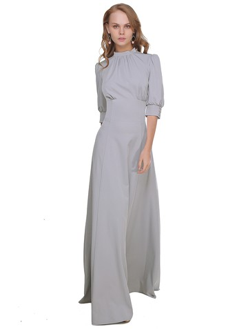 Платье neris, цвет жемчужный
