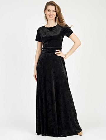 Платье bilana, цвет черный