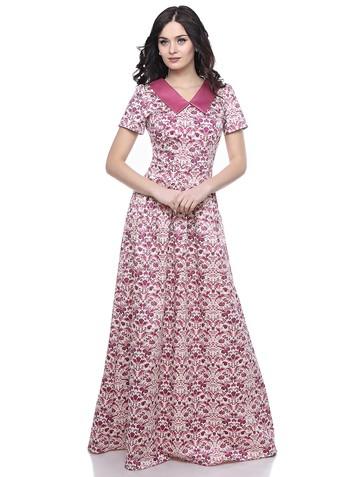 Платье vlasa, цвет молочно-розовый