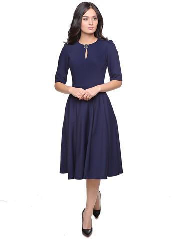 Платье willou, цвет темно-синий