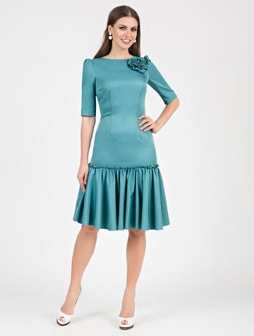 Платье kiello, цвет мятный