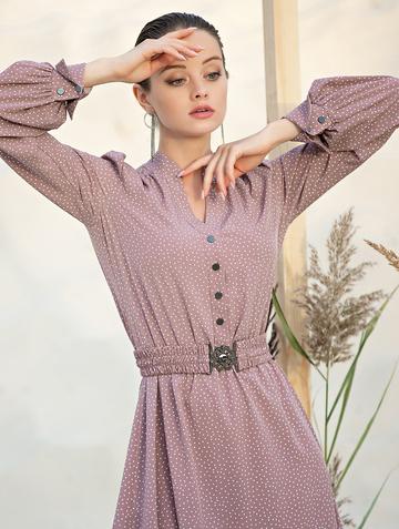 Платье meril, цвет капучино