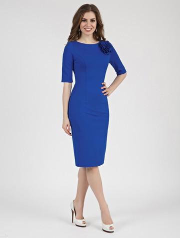 Платье anais, цвет ультрамарин