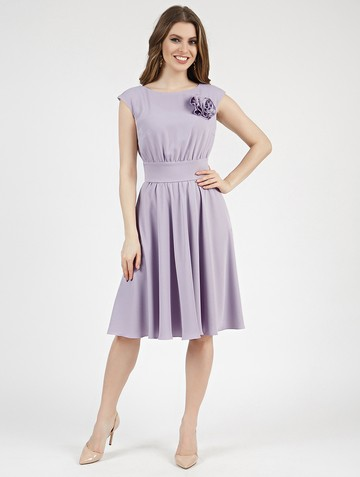 Платье beladonna, цвет жемчужный