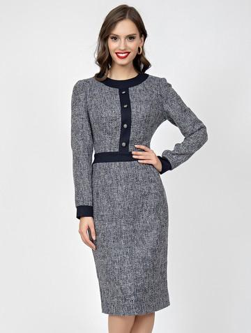 Платье rakifa, цвет синий