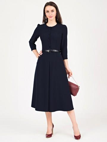 Платье lilany, цвет темно-синий