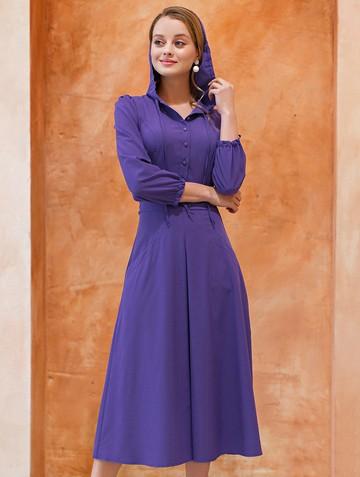 Платье alana, цвет гиацинтовый