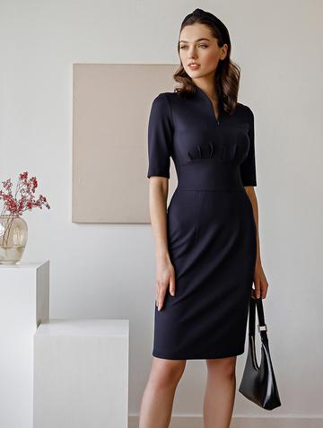 Платье flippy, цвет темно-синий