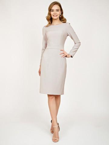 Платье flurry, цвет серый