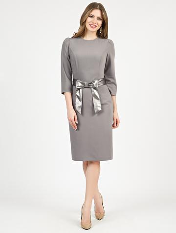 Платье aderia, цвет серый