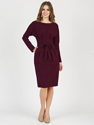 Платье rozaura, цвет рубиновый