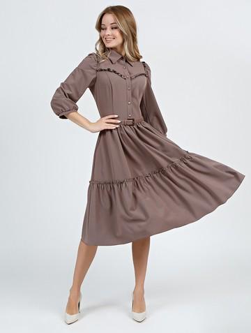 Платье naila, цвет капучино