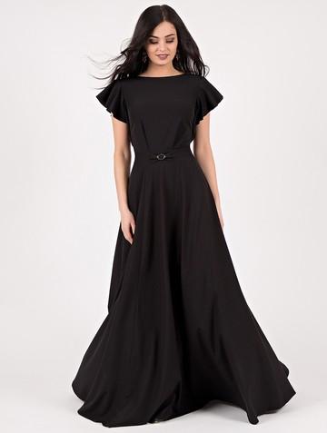 Платье rada, цвет черный