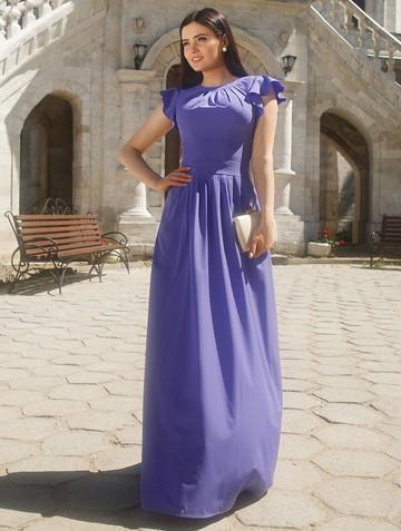 Платье shony, цвет фиалковый