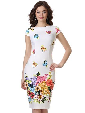 Платье chika, цвет молочный