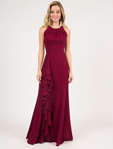 Платье aderly, цвет мальва