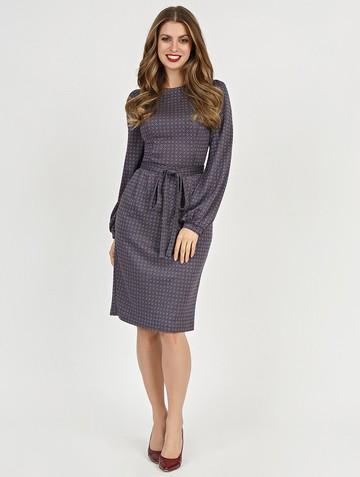 Платье varvara, цвет фиолетовый